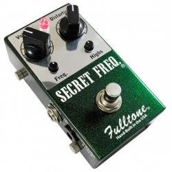 FULLTONE SECRET FREQUENCE PEDAL OVERDRIVE