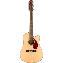FENDER CD140SCE12 GUITARRA ELECTROACUSTICA 12 CUERDAS DREADNOUGHT