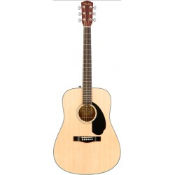 FENDER CD60S NATURAL GUITARRA ACUSTICA DREADNOUGHT