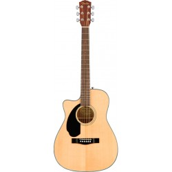 FENDER CD60S LEFTHAND NATURAL GUITARRA ACUSTICA PARA ZURDOS DREADNOUGHT