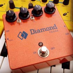 DIAMOND PHS1 PEDAL PHASER