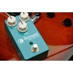 DIAMOND 902 NINE ZERO TWO PEDAL OVERDRIVE DISTORSION