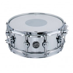 DW DRPM5514SSCS CAJA PERFORMANCE 5.5 X 14 CHROME OVER STEEL.