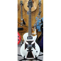 EPIPHONE LP BARITONE GUITARRA ELECTRICA IRON CROSS. DEMO.