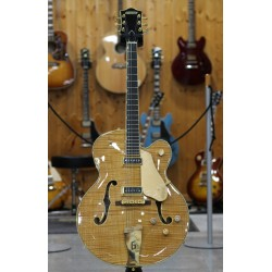 GRETSCH G6193 COUNTRY CLUB GUITARRA ELECTRICA NATURAL. DEMO.