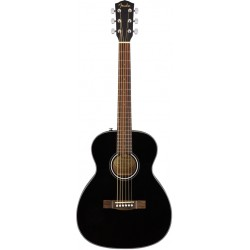 FENDER CT60S BLK GUITARRA ACUSTICA TRAVEL NEGRA