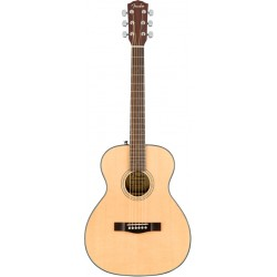 FENDER CT140SE NAT GUITARRA ELECTROACUSTICA TRAVEL NATURAL