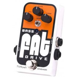 PIGTRONIX BASS FAT DRIVE PEDAL OVERDRIVE BAJO