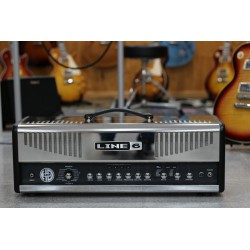 LINE 6 HD147 HEAD AMPLIFICADOR CABEZAL GUITARRA. DEMO.