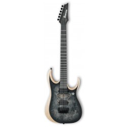 IBANEZ RGDIX6PB SKB IRON LABEL GUITARRA ELECTRICA SURREAL BLACK BURST