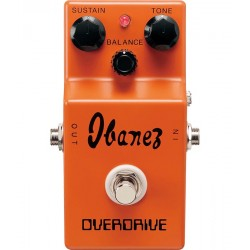 IBANEZ OD850 PEDAL OVERDRIVE.