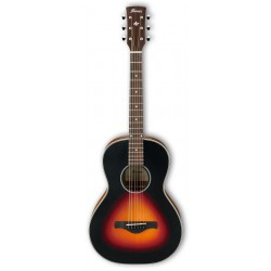 IBANEZ AN60 BSM GUITARRA ACUSTICA PARLOR BROWN SUNBURST MATE.