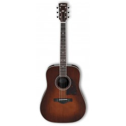 IBANEZ AVD10BVS GUITARRA ACUSTICA DREADNOUGHT BROWN VIOLIN SUNBURST