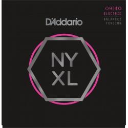 DADDARIO NYXL0940BT JUEGO CUERDAS GUITARRA ELECTRICA 009-040