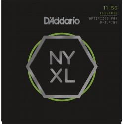 D'ADDARIO NYXL1156 JUEGO CUERDAS GUITARRA ELECTRICA