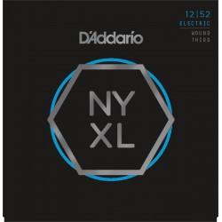 D'ADDARIO NYXL1252W JUEGO CUERDAS GUITARRA ELECTRICA