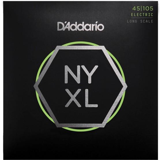 D'ADDARIO NYXL45105 JUEGO CUERDAS BAJO 045-105