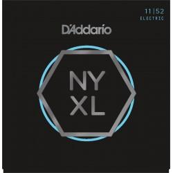 D'ADDARIO NYXL1152 JUEGO CUERDAS GUITARRA ELECTRICA