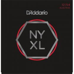 D'ADDARIO NYXL1254 JUEGO CUERDAS GUITARRA ELECTRICA