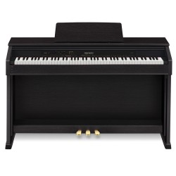 CASIO AP460BK KIT CELVIANO PIANO DIGITAL NEGRO CON BANQUETA.
