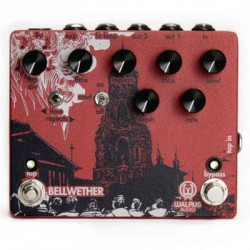 WALRUS BELLWETHER PEDAL DELAY ANALOGICO.