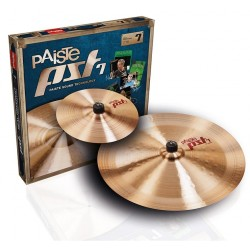PAISTE PST7 EFFECTS PACK SET DE PLATOS BATERIA