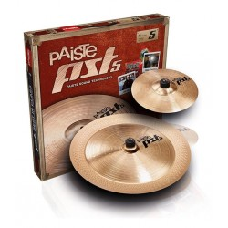 PAISTE PST5N EFFECTS PACK SET DE PLATOS BATERIA