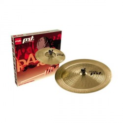 PAISTE PST3 EFFECTS SET DE PLATOS BATERIA