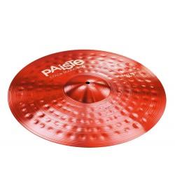 PAISTE 900 COLOR SOUND RED HEAVY RIDE 22 PLATO BATERIA