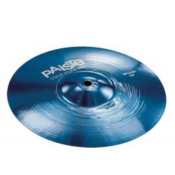 PAISTE 900 COLOR SOUND BLUE SPLASH 10 PLATO BATERIA