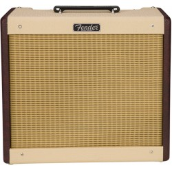 FENDER BLUES JUNIOR III BORDEAUX RESERVE WINE WHEAT P12Q AMPLIFICADOR GUITARRA