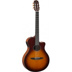 YAMAHA NTX500 BS GUITARRA ESPAÑOLA ELECTRIFICADA BROWN SUNBURST
