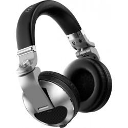 PIONEER DJ HDJ-X10S AURICULARES CERRADOS DJ PLATEADOS