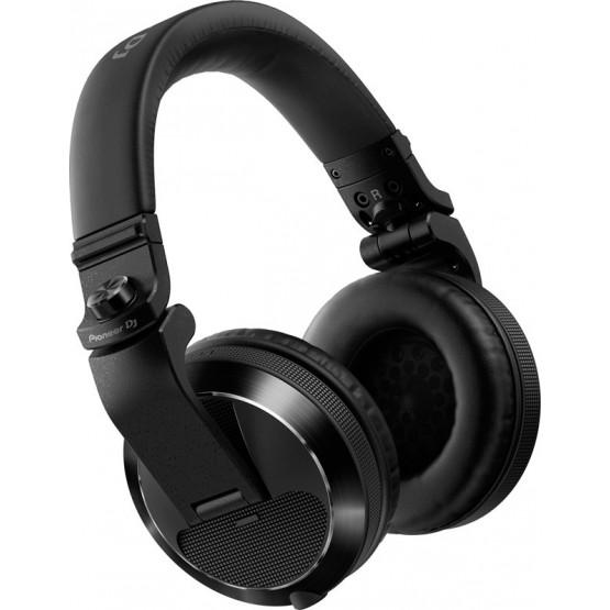 PIONEER HDJ-X7K AURICULARES CERRADOS DJ NEGROS