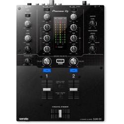 PIONEER DJ DJM-S3 MESA DE MEZCLAS. DEMO.