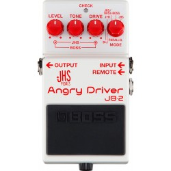 BOSS JB02 ANGRY DRIVER PEDAL OVERDRIVE