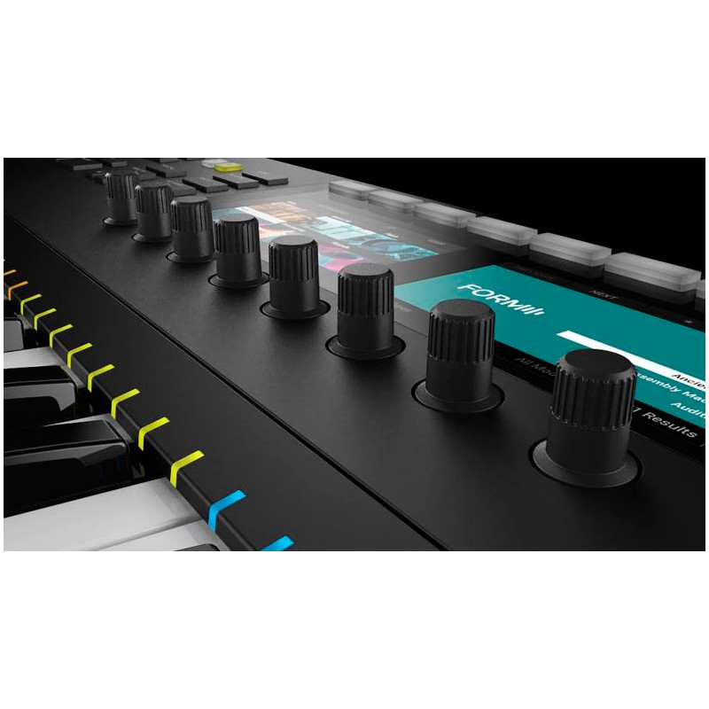 native instruments komplete kontrol s49 mkii teclado controlador precio tienda online. Black Bedroom Furniture Sets. Home Design Ideas