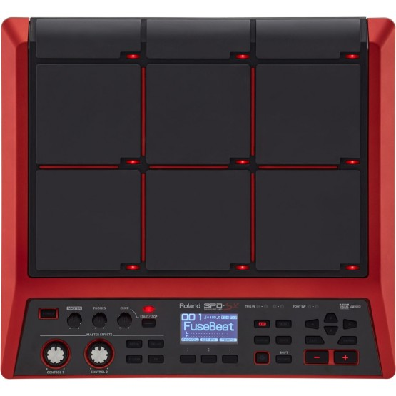ROLAND SPD SX SPECIAL EDITION SAMPLING PAD PERCUSION