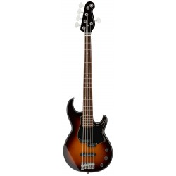 YAMAHA BB435 TBS BAJO ELECTRICO 5 CUERDAS TOBACCO BROWN SUNBURST