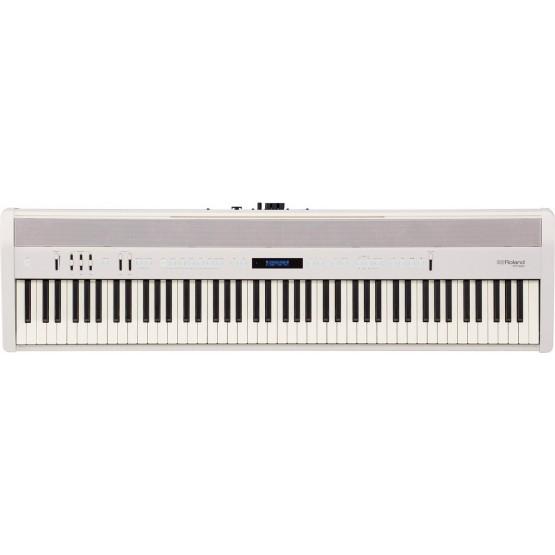 ROLAND FP60 WH PIANO DIGITAL PORTATIL BLANCO
