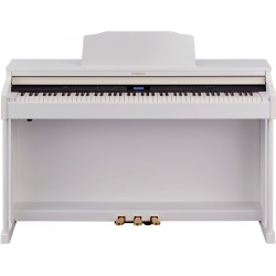 ROLAND HP601 WH PIANO DIGITAL BLANCO