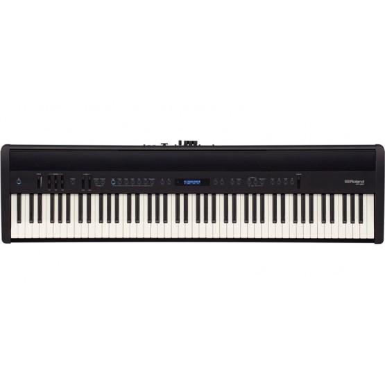 ROLAND FP60 BK PIANO DIGITAL PORTATIL NEGRO