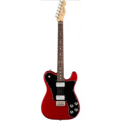 FENDER AMERICAN PRO TELECASTER DELUXE SHAWBUCKER RW GUITARRA ELECTRICA CANDY APPLE RED
