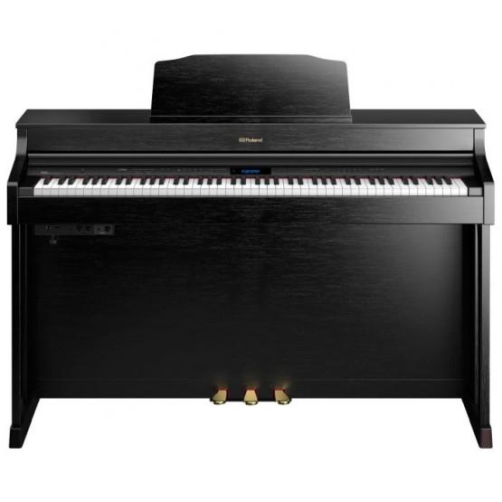 ROLAND HP603A CB PIANO DIGITAL NEGRO. DEMO.