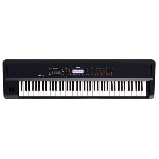 KORG KROSS2 88 DB TECLADO WORKSTATION PORTATIL DARK BLUE