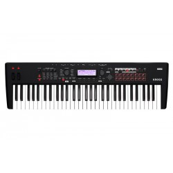KORG KROSS2 61 MB TECLADO WORKSTATION PORTATIL NEGRO MATE