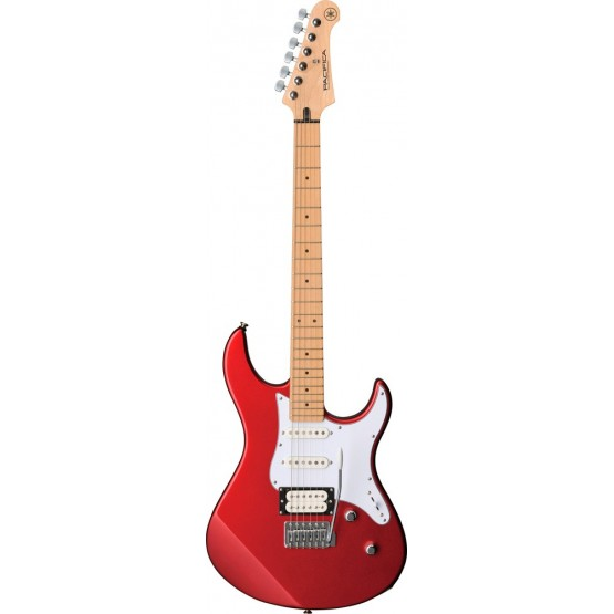 YAMAHA PACIFICA 112VM RM GUITARRA ELECTRICA RED METALLIC