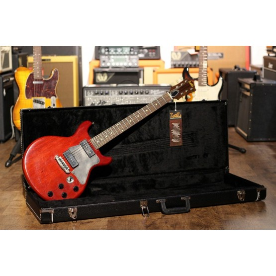 LSL TOPANGA 2H WR GUITARRA ELECTRICA WINE RED. BOUTIQUE. DEMO.