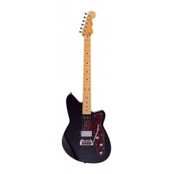 REVEREND DOUBLE AGENT W MBLK BOLT ON GUITARRA ELECTRICA MIDNIGHT BLACK