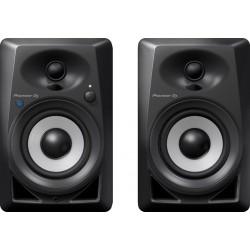 PIONEER DJ DM40 BT MONITORES ACTIVOS BLUETOOTH NEGRO. PAREJA